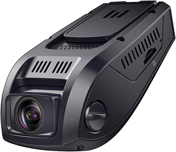 PRUVEEO F5 Auto Car Dash Cam with Wifi APP Support IOS /& Android System 140