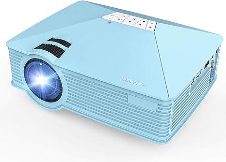 Amazon.com: DBPOWER GP15 Proyector pequeño: Electronics