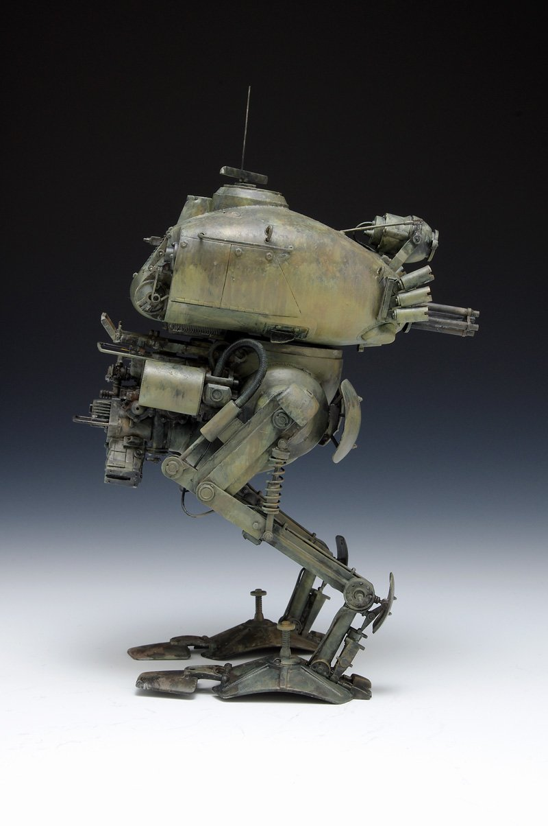 1/20 Maschinen Krieger Series Kuster & Friedrich by Wave by wave (Image #9)