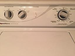 speed washing machine awn432sp