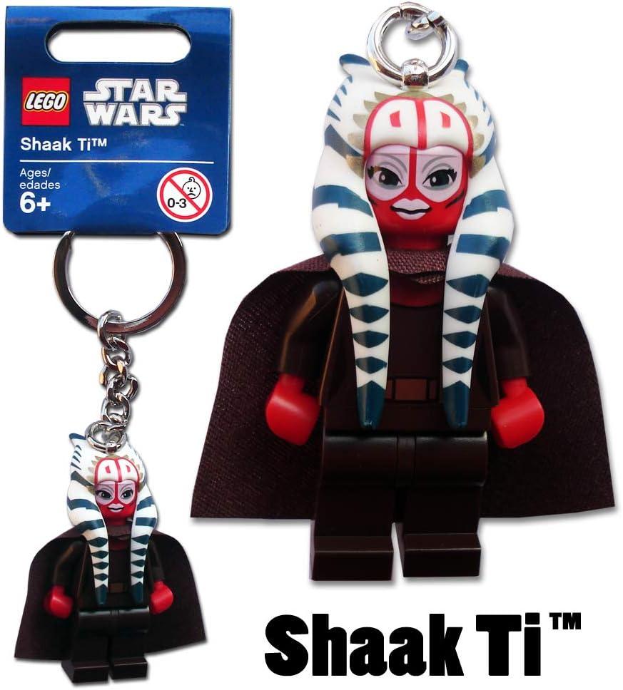 Lego Star Wars Shaaku Thi key chain / LEGO STAR WARS Shaak Ti Key Chain 853200 [domestic distribution genuine]