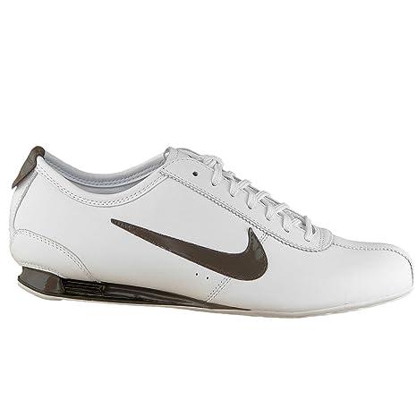 Nike Shox Rivalry Uni White 316317 132, Hombre, Weiss, 44.5 ...