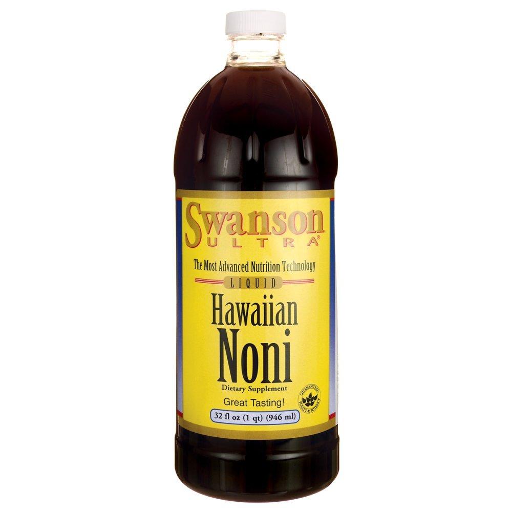 Swanson Hawaiian Noni Liquid 32 fl Ounce (1 qt) (946 ml) Liquid