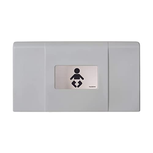 Foundations Ultra 200-EH Horizontal Wall-Mounted Baby Changing Station