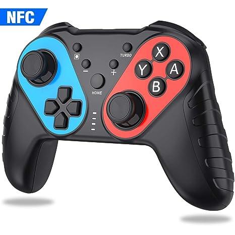 Amazon.com: BEBONCOOL - Mando inalámbrico para Nintendo ...