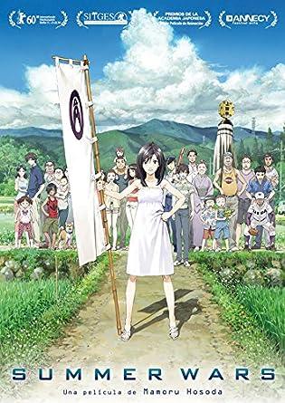 Summer Wars [DVD]: Amazon.es: Personajes animados, Mamoru Hosoda, Personajes animados, Nozomu Takahashi, Takuya Itô, Yuichiro Sato, Takafumi Watanabe: Cine y Series TV