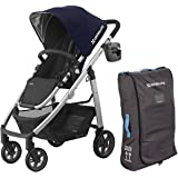 UPPAbaby 2017 Cruz Stroller With Travel Bag and Cupholder, (Taylor)