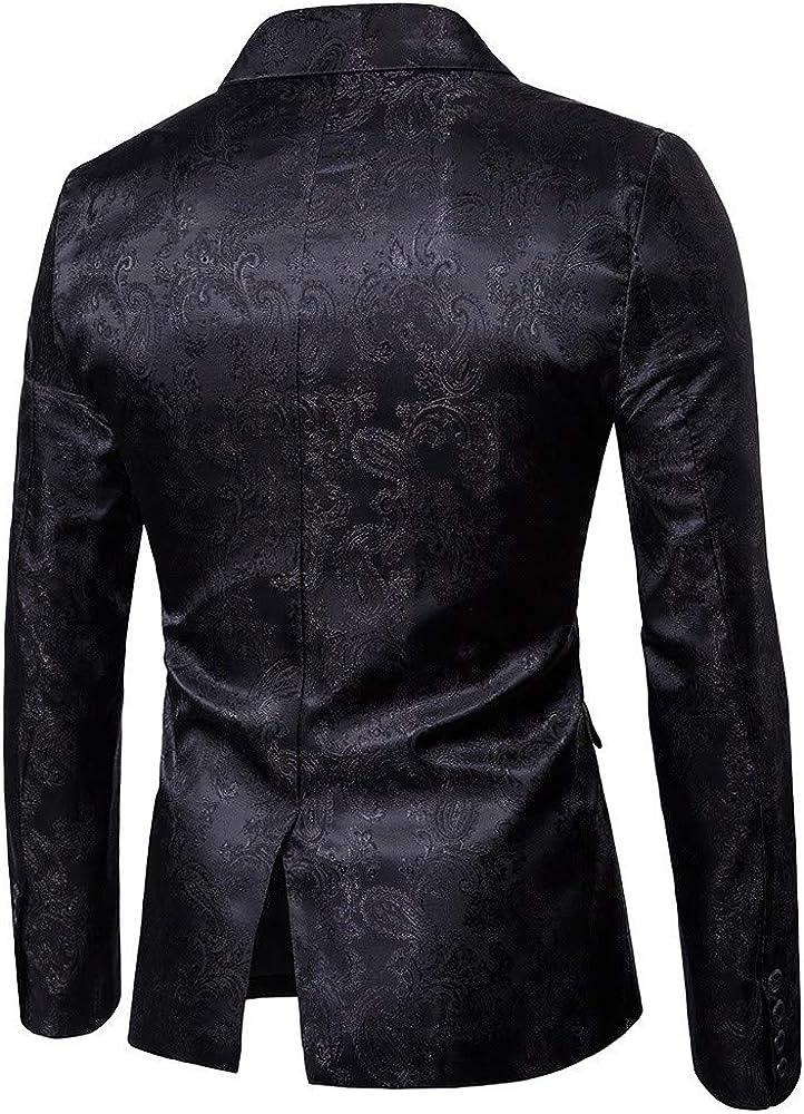 Lightweight Jackets for Men with Hood.Men/'s Suit Slim 2-Piece Suit Blazer Business Wedding Party Jacket Coat /& Pants