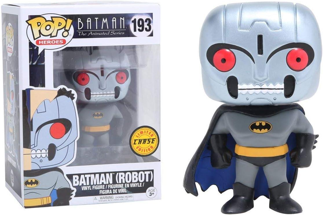 Funko Pop HEROES Animated Batman Robot Vinyl Figure ***IN STOCK***