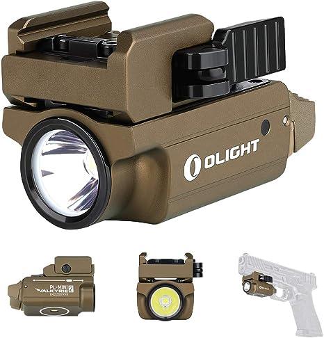 best hunting flashlight: Olight PL-MINI 2 Valkyrie