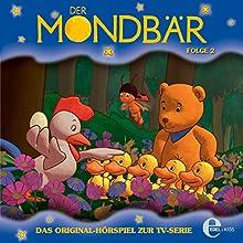 Der Mondbär 2: Das Original-Hörspiel zur TV-Serie Hörspiel von Der Mondbär Gesprochen von: Elke Schützhold