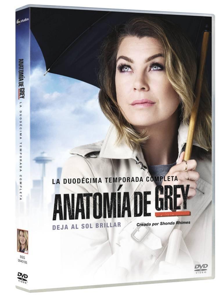 Anatomía De Grey - Temporada 12 [DVD]: Amazon.es: E.Pompeo, J ...