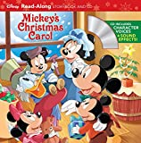 img - for Mickey's Christmas Carol Read-Along Storybook and CD book / textbook / text book