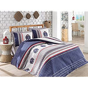 61ybl4yb6FL._SS300_ 100+ Nautical Duvet Covers and Nautical Coverlets For 2020
