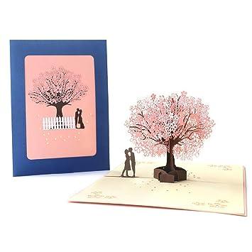 Felly Tarjeta Cumpleaños, Tarjeta Boda, Tarjetas de Felicitación, Regalos para Tu Novia Originales, Navidad Dia de la Madre Aniversario San Valentín ...