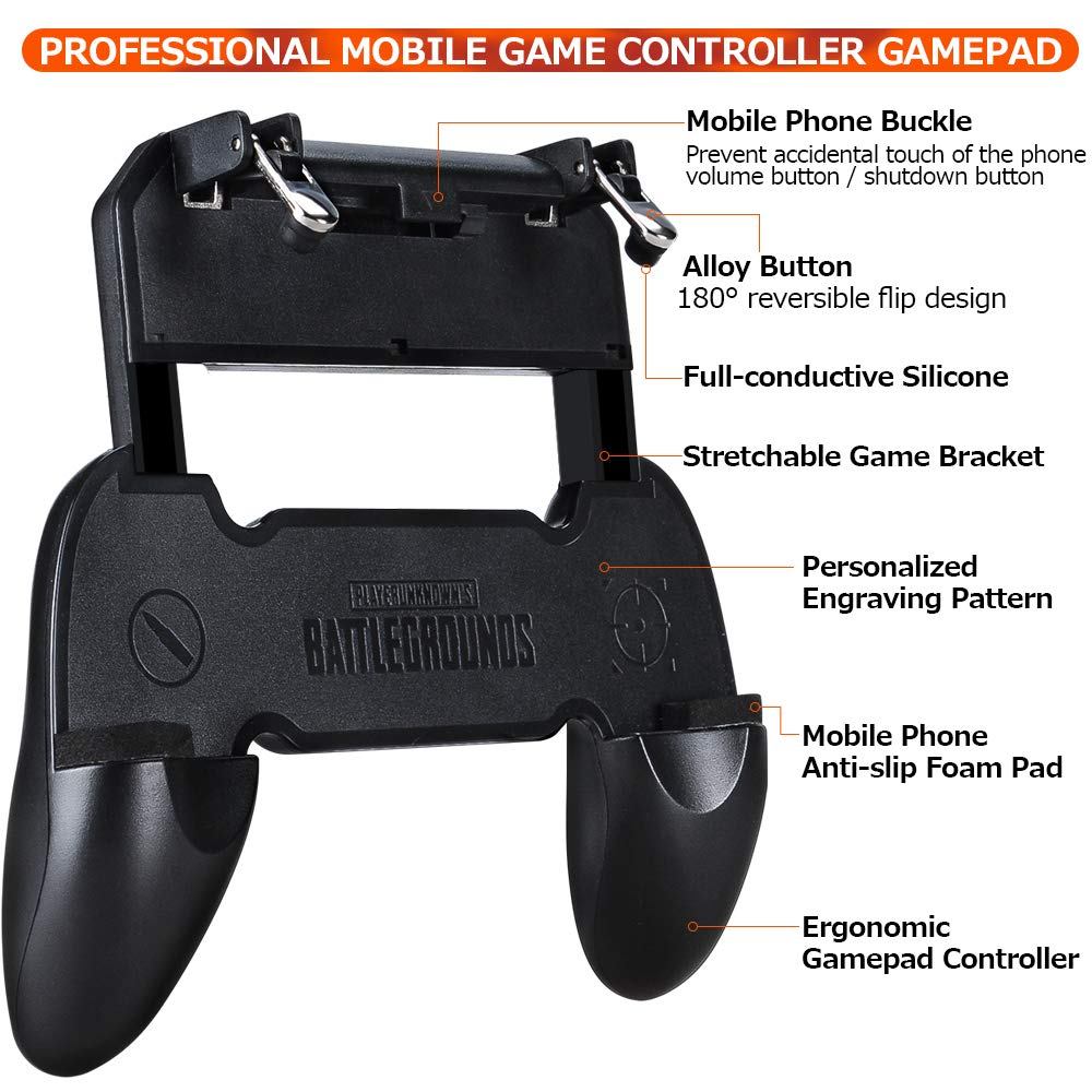 Image result for mobile game controller w10