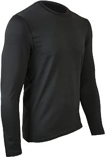 product image for Polarmax Men's Long Sleeve Crew (Medium)