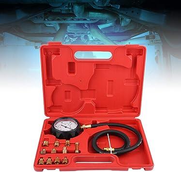 Getriebe Druckprüfer Getriebe Manometer Tu 11a Automatikgetriebe Motoröl Feul Druckprüfer Manometer Kit 500psi Auto
