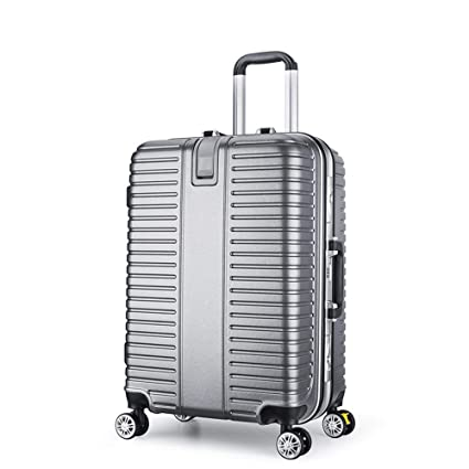 f6f890ac34c3 Amazon.com : WY-Tong Suitcases Hand Luggage suitcases ABS+PC Scrub ...
