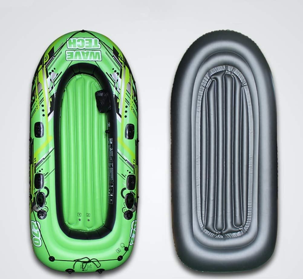 Amazon.com: Kayak hinchable, canoa de 4 personas, kayak de ...