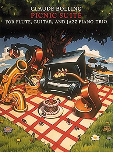 Picnic Suite: For Flute, Guitar and Jazz Piano Trio