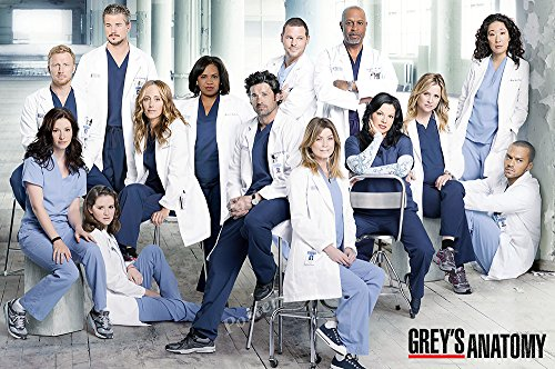 Posters USA - Grey's Anatomy TV Series Show Poster Glossy Finish