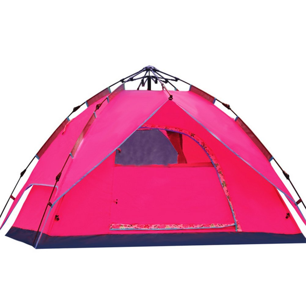 Outdoor-automatische Zelt, 3-4 Luft Regendichten Zelt Sonnenschutz Strandzelt