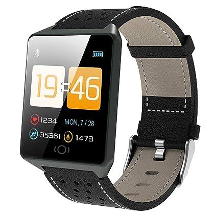 Amazon.com: CK19 Smartwatch IP67 Waterproof Wearable Device ...