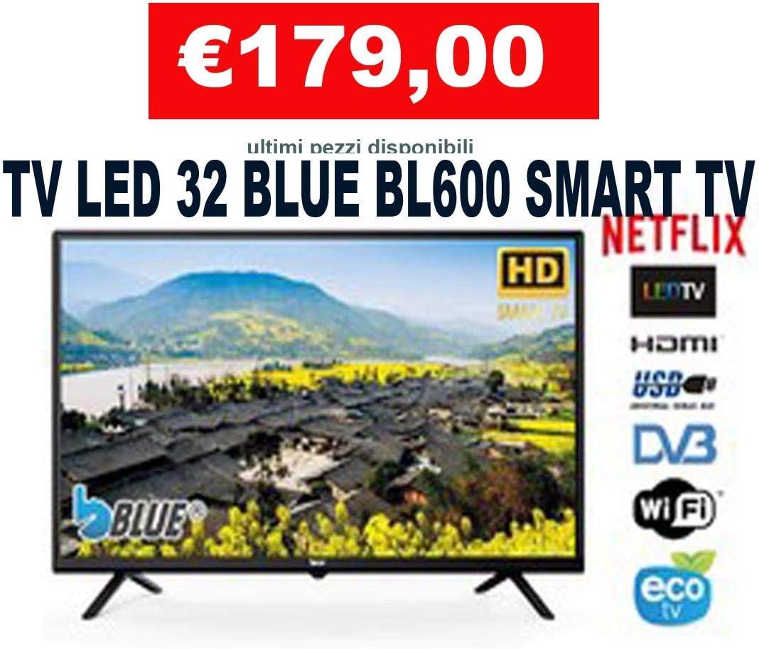 televisor LED 32 Smart TV Mod. Blue 32 bl600: Amazon.es: Electrónica