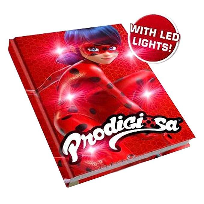 Amazon.com: Miraculous Ladybug LED agenda: Toys & Games