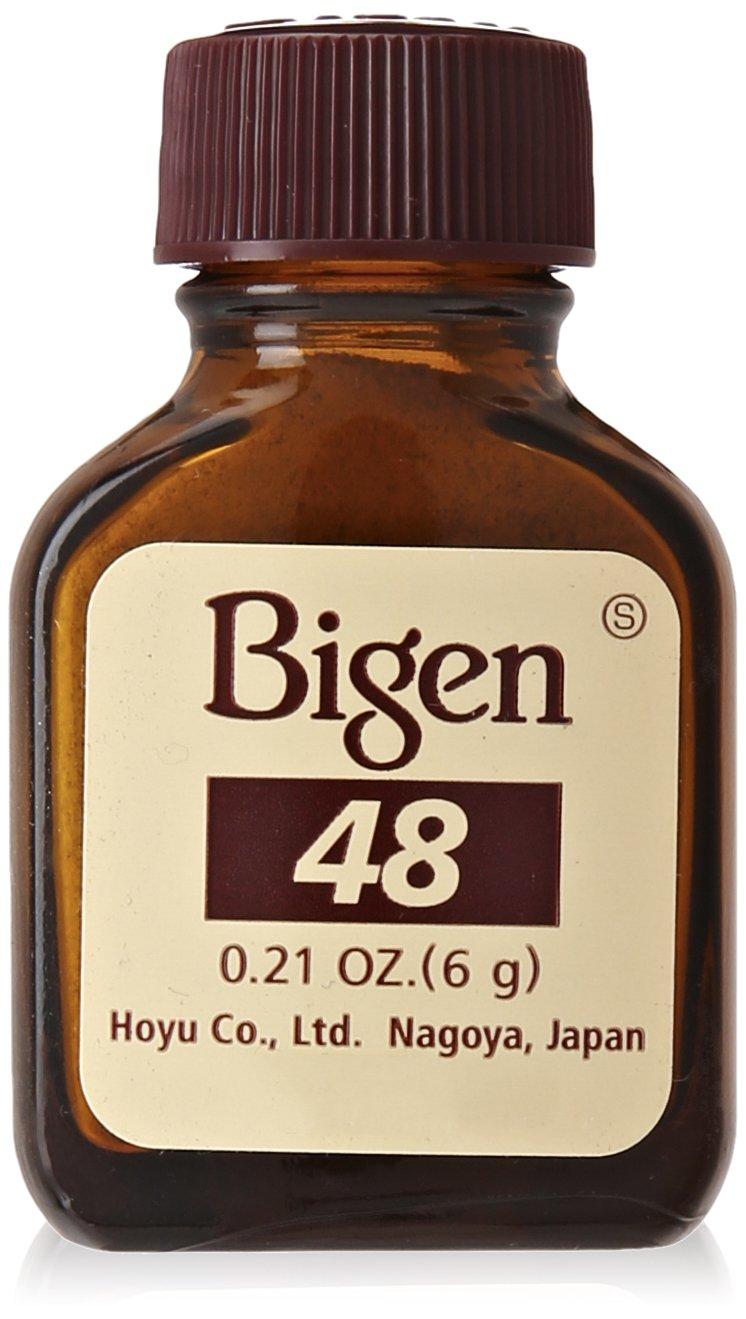 Amazon Bigen Hair Color 58 Black Brown 021 Oz Chemical