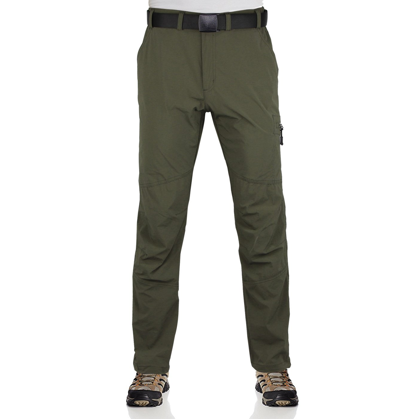 InfinityDry Mens Quick Dry Outdoor Hiking Camping Pants