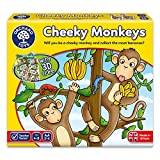 Orchard Toys Cheeky Monkeys A Luck Game