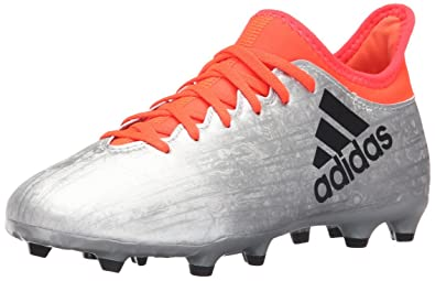 fe22f78873df70 adidas Performance Kids  X 16.3 Firm Ground Soccer Shoe (Little Kid Big Kid