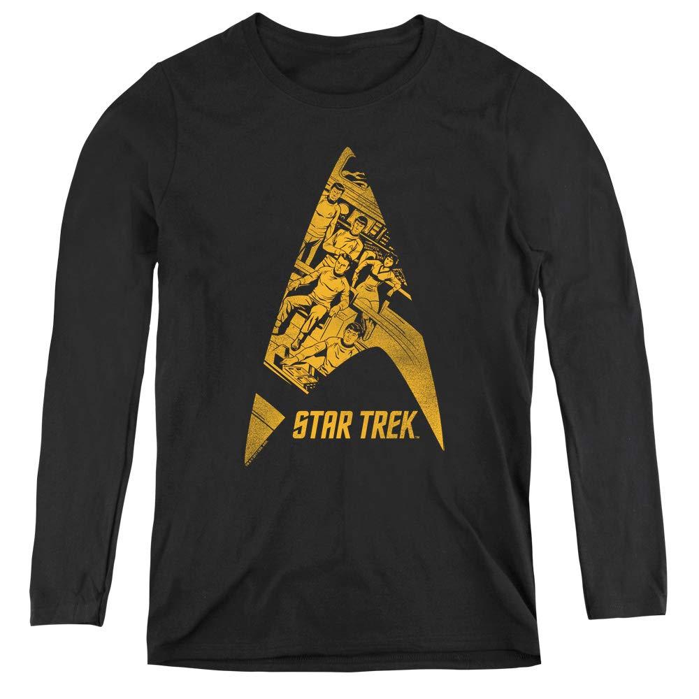 Star Trek Delta Crew Adult T Shirt For 2848