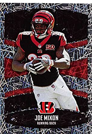 sneakers for cheap ee98e 47e45 Amazon.com: 2018 Panini NFL Stickers Collection #86 Joe ...