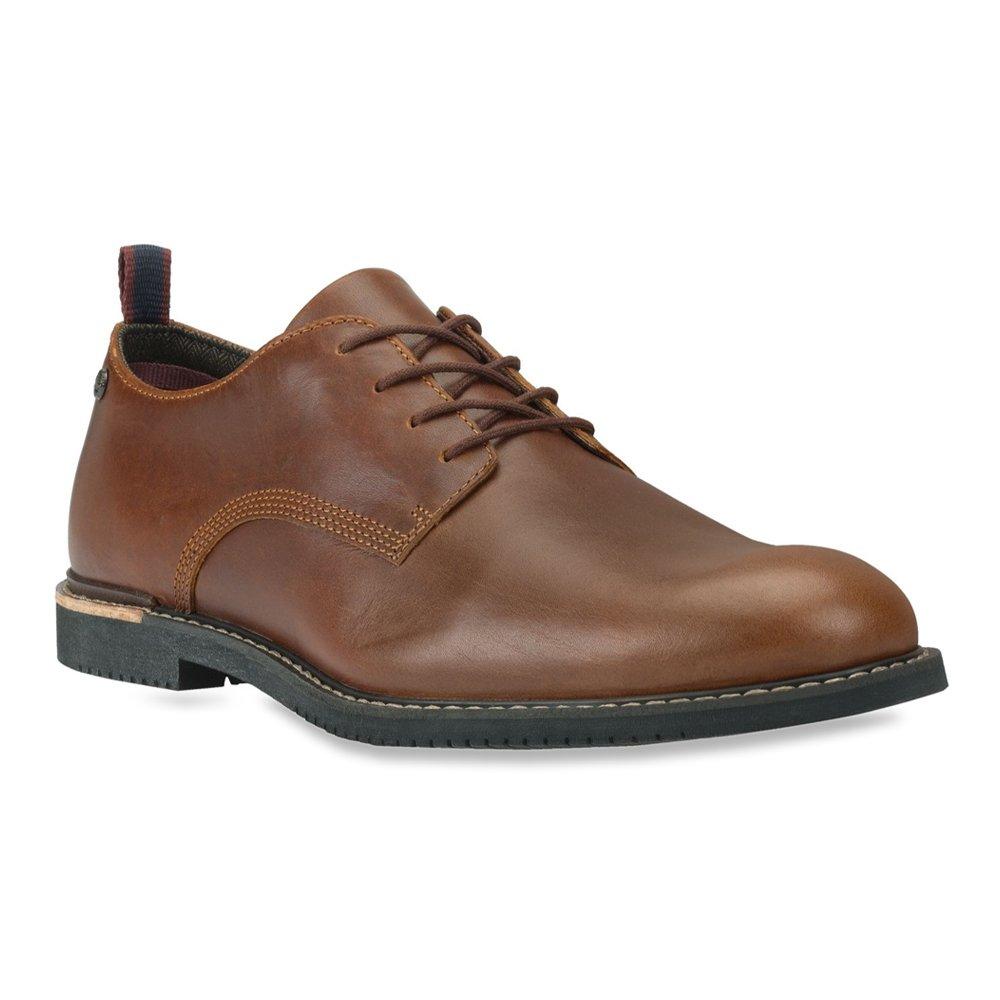 TALLA 45.5 EU. Timberland Brook Park, Zapatos de Cordones Oxford para Hombre