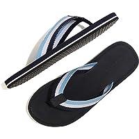 ARRIGO BELLO Chanclas Hombre Flip Flops Verano Playa Piscina Sandalias Al Aire Libre Vacaciones Ducha Gimnasio Cómodo…