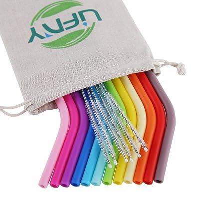 Amazon reusable straws