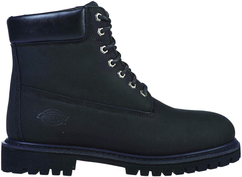 Dickies Herren Stiefel Asheville Boot Black-38: Amazon.es: Zapatos ...