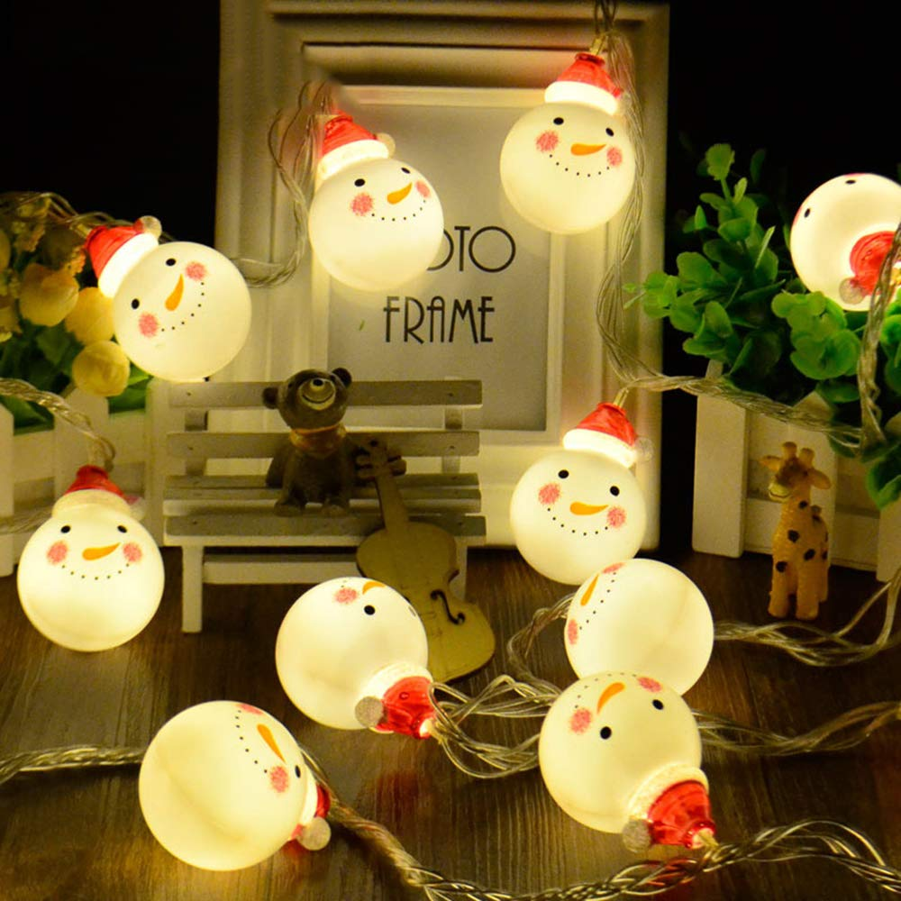 Trella Navidad iluminación LED pequeñas luces luces intermitentes ...