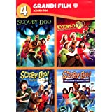 scooby doo - 4 grandi film (4 dvd) box set dvd Italian Import