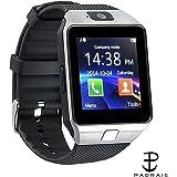 Padraig Bluetooth Smart Watch (Silver)