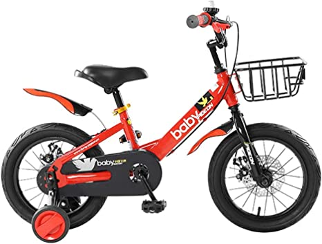 Liuwenna Bicicletas Blue Boy 2-4-6-7-8 años Bicicletas para niños ...