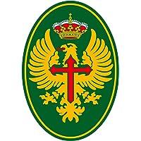 Artimagen Pegatina Oval Logotipo Ejército de Tierra 65x45