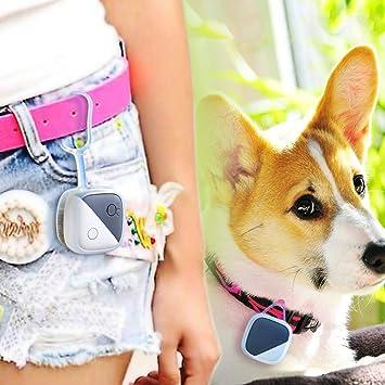 Amazon.com: Rastreador GPS para mascotas para perros y gatos ...