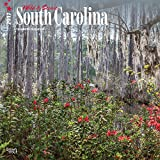 South Carolina, Wild & Scenic 2017 Square (Multilingual Edition)