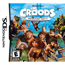 The Croods: Prehistoric Party! - Nintendo DS