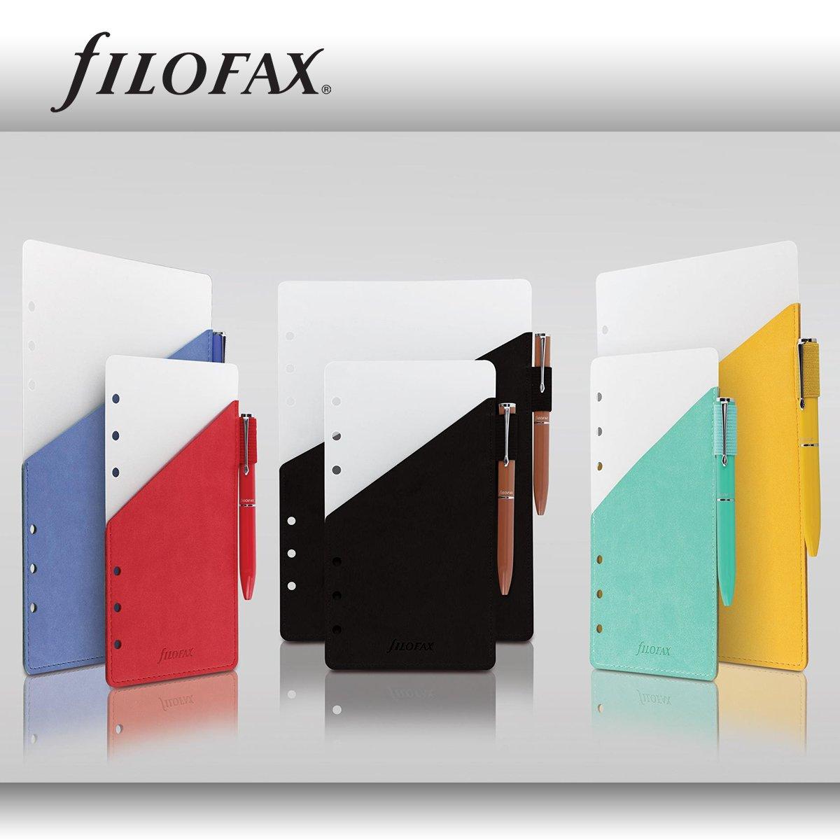 Filofax 131002 cartella Rosso Personal