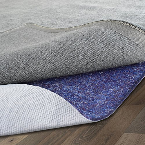 iCustomRug Reversible Felt and Latex Sides Rug Pad by iCustomRug
